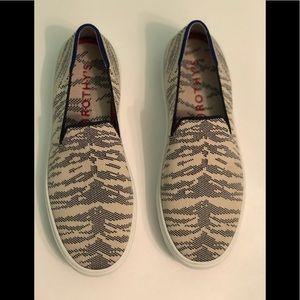 Rothy's Maritime Tiger slip-on sneaker